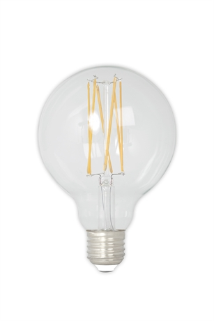 LED Filament G95 - DIM - E27 - 4W - WW
