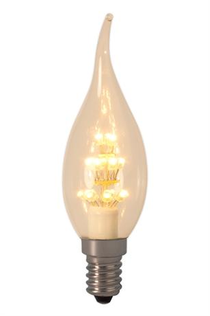 LED Pearl BXS35 - E14 - 1W - WW