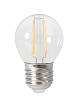LED Filament P45 - E27 - 2W - WW
