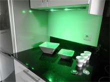 CLIP N'SLIDE - LED CLIP - 7W - GREEN
