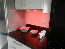 CLIP N'SLIDE - LED CLIP - 6W - RED