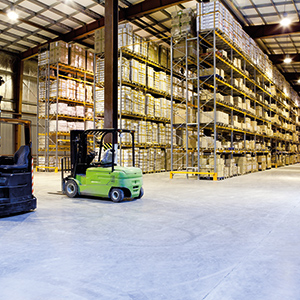 Industry & Warehouses